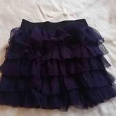 фатиновая юбка 1+1=3