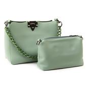 Стильная женская сумочка+ клатч от ТМ Fashion