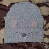шапочка двойна без начосу. дуже гарна до 5р