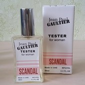 Тестер Jean Paul Gaultier Scandal женский, 60 мл