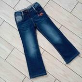 джинсы на подкладке на 4-6 лет