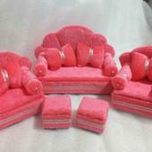 Набор мебели для малениких куколок))