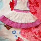 Платьечко для Вашей гламурной доченьки