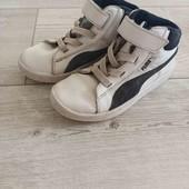 Шкіряні кросівки Puma