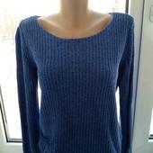 Only. Стильный фирменный свитерок, меланж. Размер L, наш 46,48