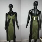 Качество! Шикарное платье/миди в бельевом стиле от бренда Rare London