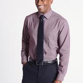 Рубашка стандартного кроя M&S, ворот 38