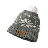 Теплая шапка с норвежским узором от Tchibo (Германия)