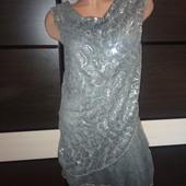Необычное платье-туника. италия