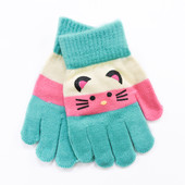 """Детские перчатки """"Wiskey"""" 5 цветов"""