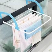 Сушилка для белья fold clothes shelf навесная, складная