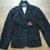 Много лотов!! Шикарный вельветовый пиджак ,размер S, на 7-8 лет