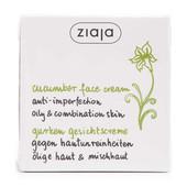 Ziaja огуречный крем для комбинированой кожи 50