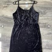 Платье бархат vero moda xl новое