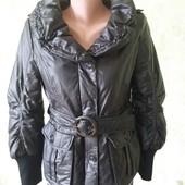Куртка на синтепоне с пропиткой в идеальном состоянии