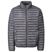 ☘ Чоловіча стьобана демісезонна куртка меланж від Watsons (Німеччина), розмір наш: 48-50 (М євро)