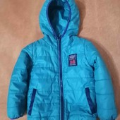 куртка деми 3-5 лет