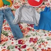 Пакет вещей на мальчика состояние новых