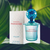 Парфюмерная вода amazing paradise oriflame