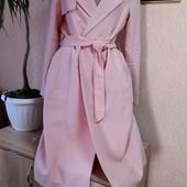 Неймовірно-гарне пальто, ніжно-рожевого кольору від Morgan
