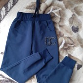 Трикотажные спортивные штаны