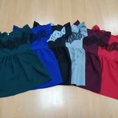 """Платье """"милашка"""" К3! Читайте описание! 6 ярких цветов! Цвет и размер на выбор!"""