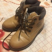 Ботинки стелька 21-21,5 см Lotta&lassi