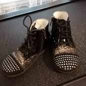 Осінні черевики