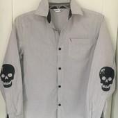 Крутая рубашка для мальчика
