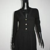 Качество! Стильное платье в рубчик от бренда New Look в новом состоянии