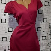 ❤️Эксклюзивное платье из высококачественного плотного дайвинга ❤️