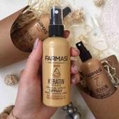 Спрей для волос с кератином от Farmasi 115 мл
