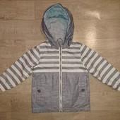 Куртка ветровка на 2г,р.86-92