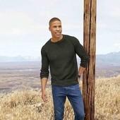 Мужской свитер, джемпер, пуловер крупная вязка xl