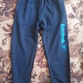 Практичные Спорт.штаны мальчику, 116, 150 см, двухнить, отл. качество!