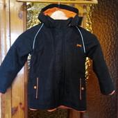 Практичная стильная куртка (теплое деми) Slazenger на 110см.