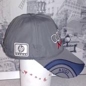 Тёплая кепка бейсболка 59-60