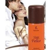 Парфюмированный дезодорант-спрей для мужчин Uomo Felice