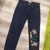 Необычные джинсы Sassofono (Италия) р. С-М (36)