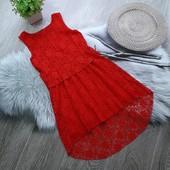 Стоп! Невероятно красивое платье гипюр идеальное состояние