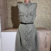 Собираем лоты!!! Платье, размер 46/16,100%вискоза
