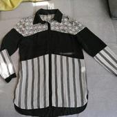 Шикарная блузка Tezenis! Бомба! оригинал! Замеры