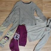 Пакет одежды для девочки на рост 110-116 см