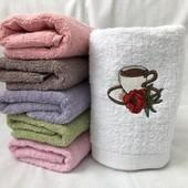 Махровое полотенце для рук 35*70см, лот 1шт, Турция