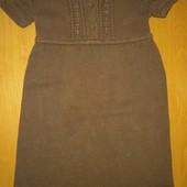 Платье вязаное,на 5 лет ,на рост 116