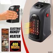 Портативный электро нагреватель с пультом