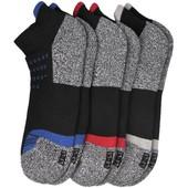 ☘ 3 пари чоловічих шкарпеток спортивних кросівок в комплекті від Van Vaan (Німеччина), 46/49