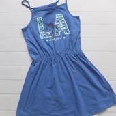 Платье сарафан для девочки 10-12 лет Pepperts