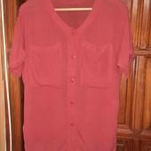 красивая рубашка/блузка(состояние новой вещи)