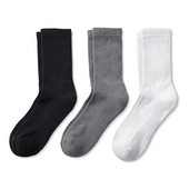 Лот 2 пары Спортивные носки с утепленной стопой серии актив от Tchibo (германия) размер 35/38